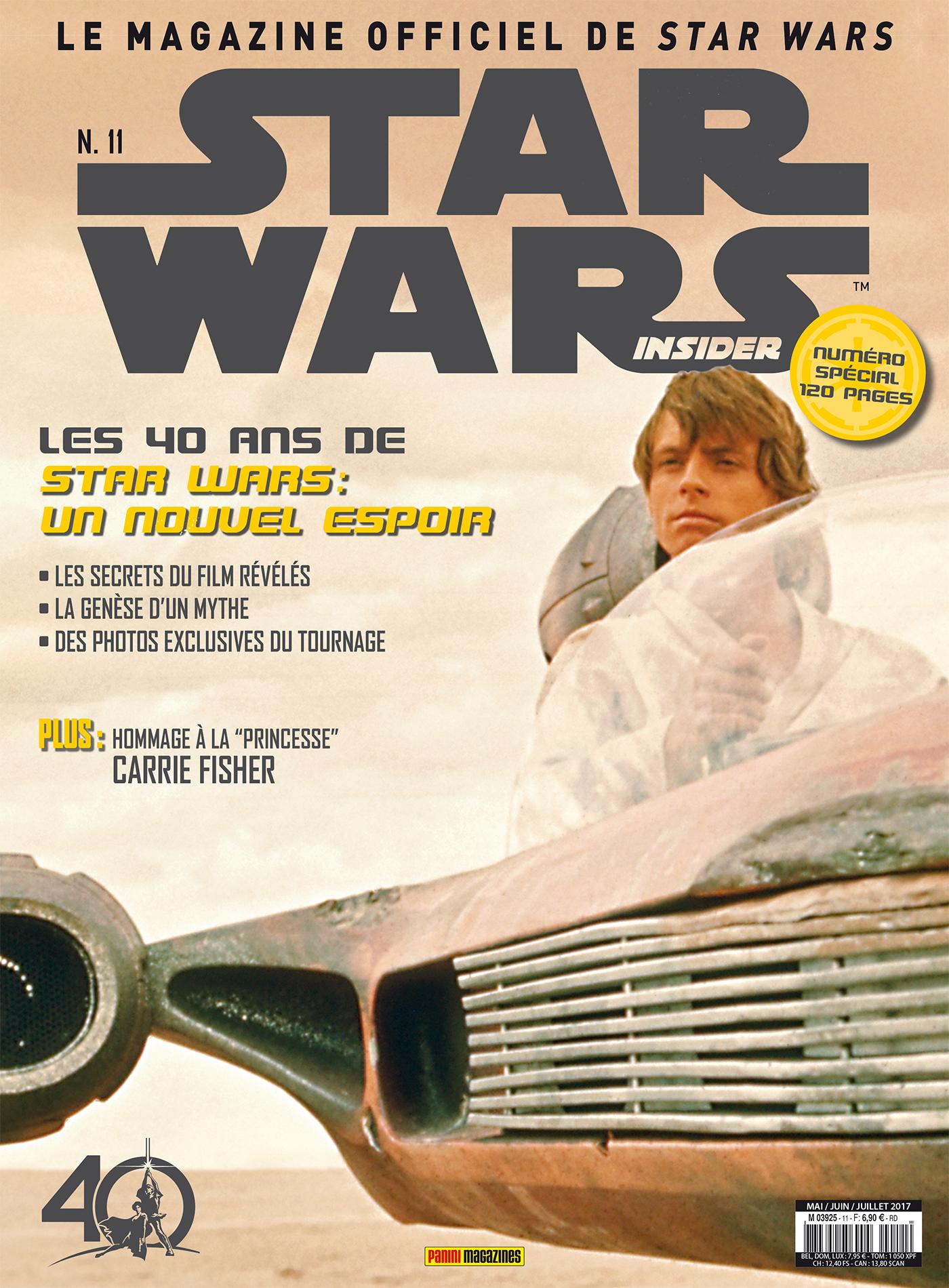 Star Wars Insider #11