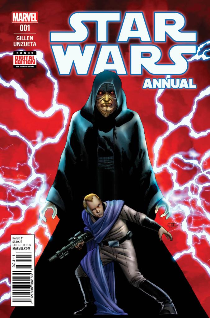 Star Wars Comics Hors Série 1 - Couverture A