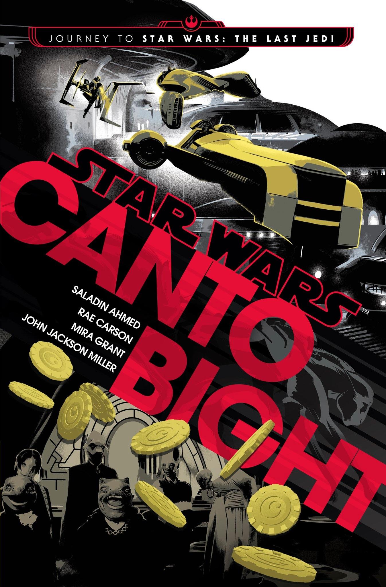 """DJ Canto Bight 3.75/"""" Star Wars le dernier JEDI carte en main prêt à Expédier"""