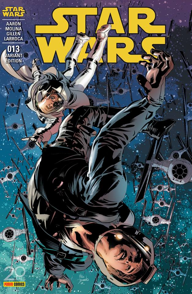 Star Wars Comics 13 - Couverture B
