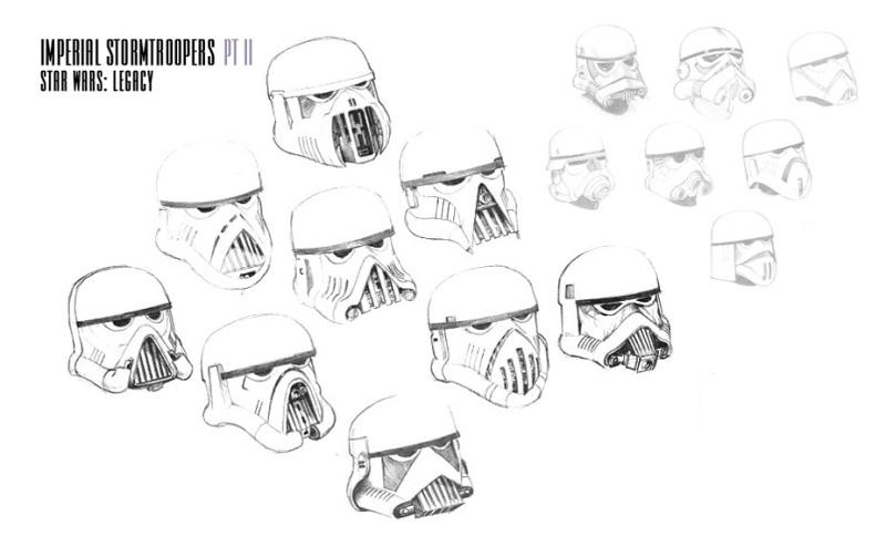 Comment dessiner star wars - Dessin facile star wars ...