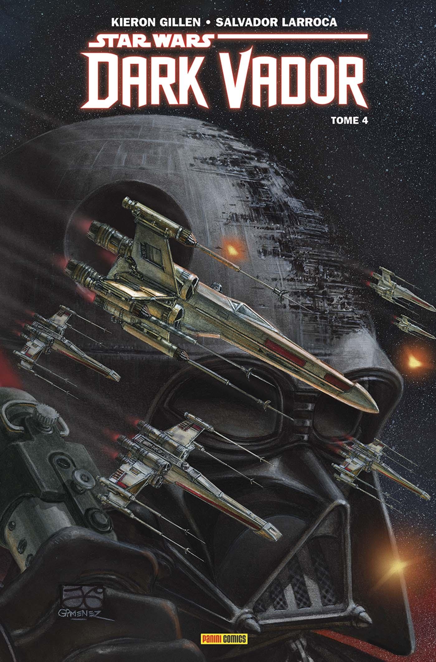 100% Star Wars Dark Vador T4 - En Bout de Course