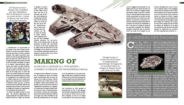Geek le Mag HS - Article Faucon