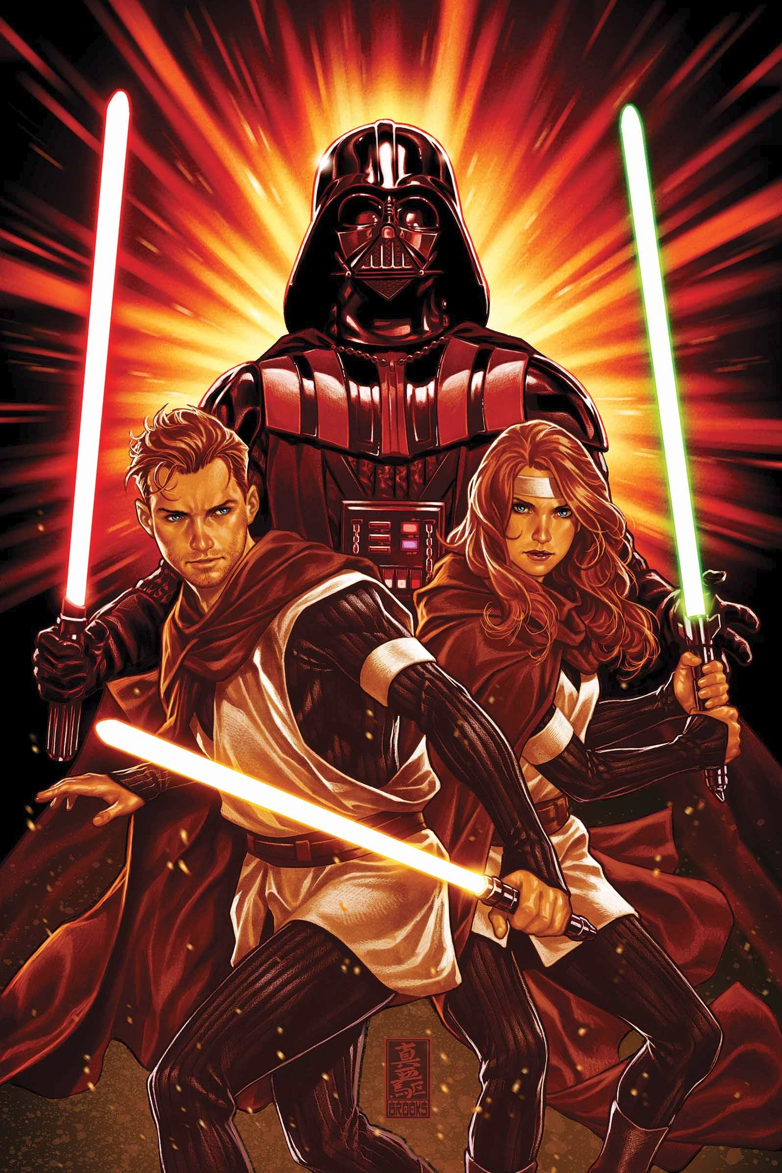 Star Wars Comics 10 - Couverture B