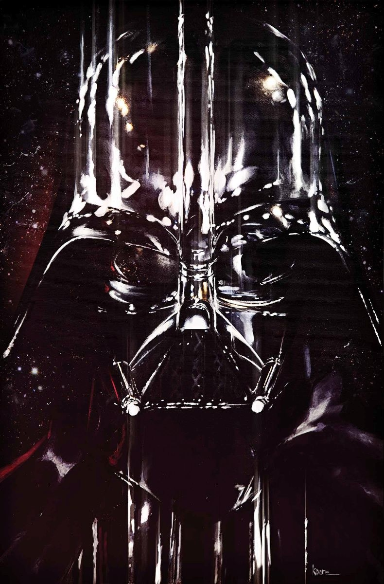 100% Star Wars Dark Vador Tome 3 - Couverture
