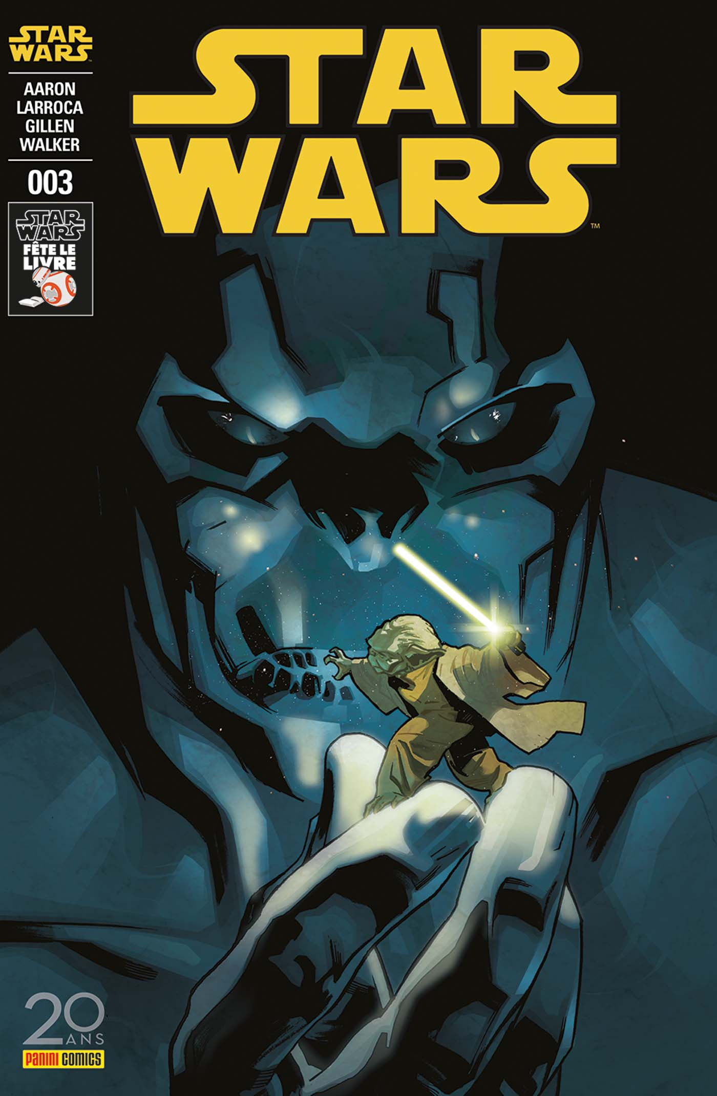 Star Wars Comics (Relaunch) 3