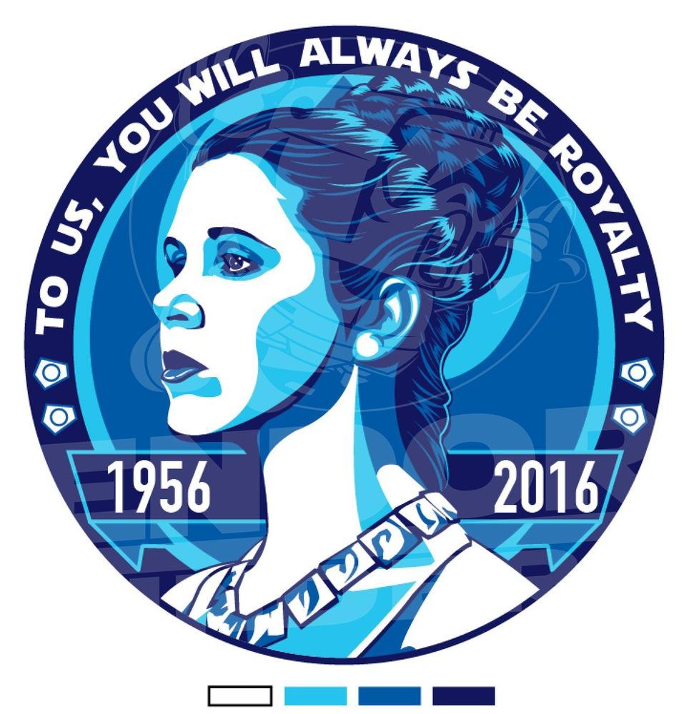 patch sur Leia