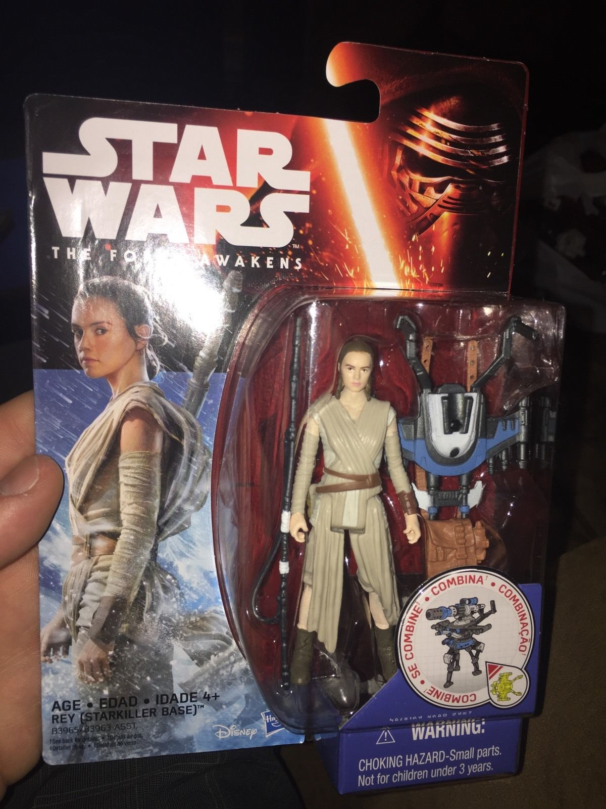 [COLLECTION] SW :  Episode VII : les jouets. 6