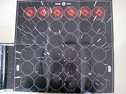 Livret E.Leclerc Cosmic Shells plateau de jeu
