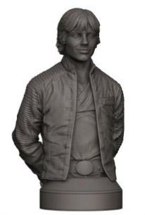 Luke Skywalker - Prototype