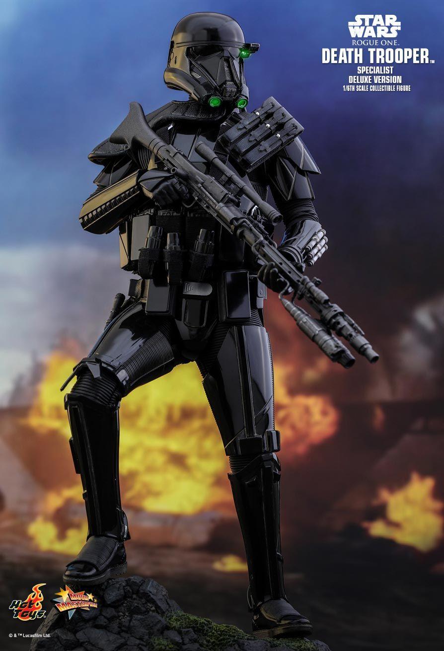Deathtrooper Specialist Deluxe