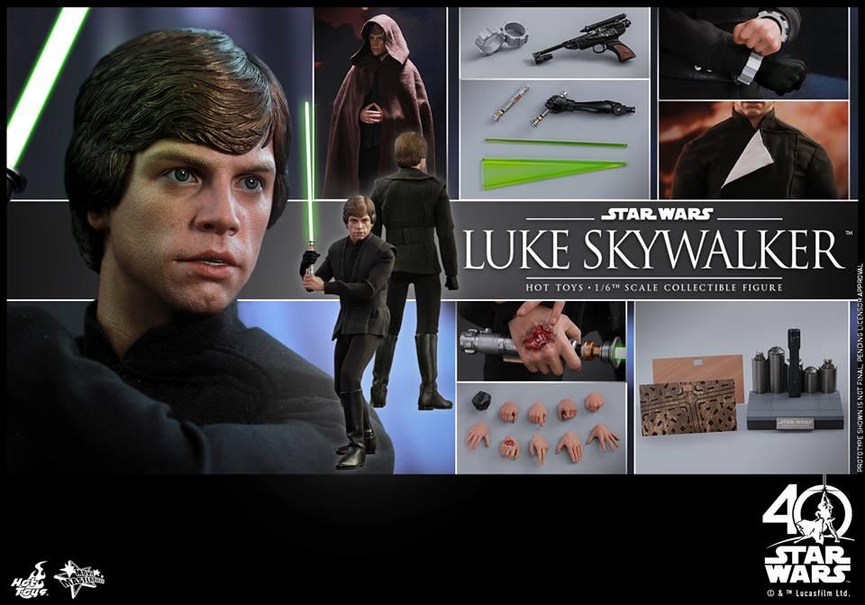 Accessoires Luke Jedi