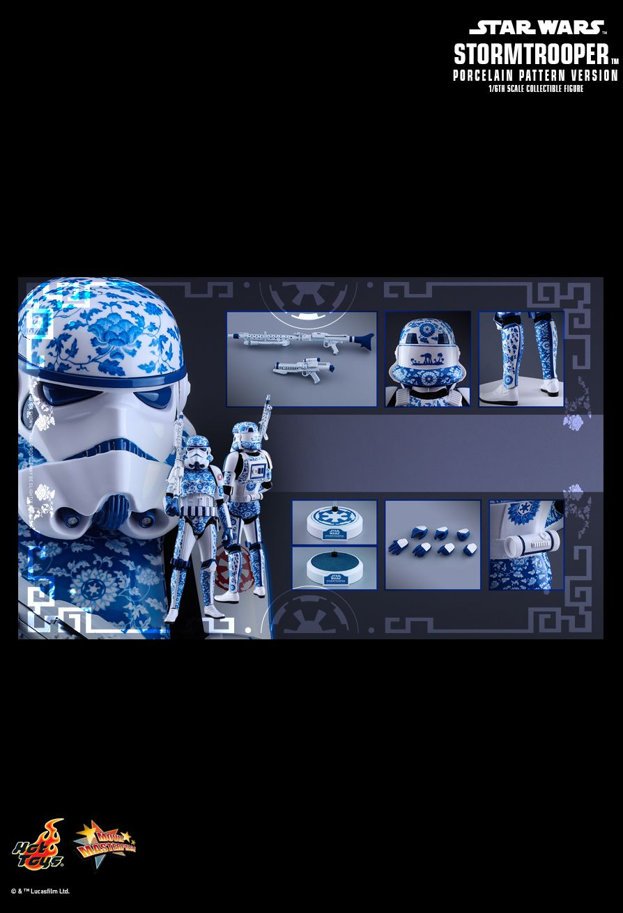 Stormtrooper Porcelain