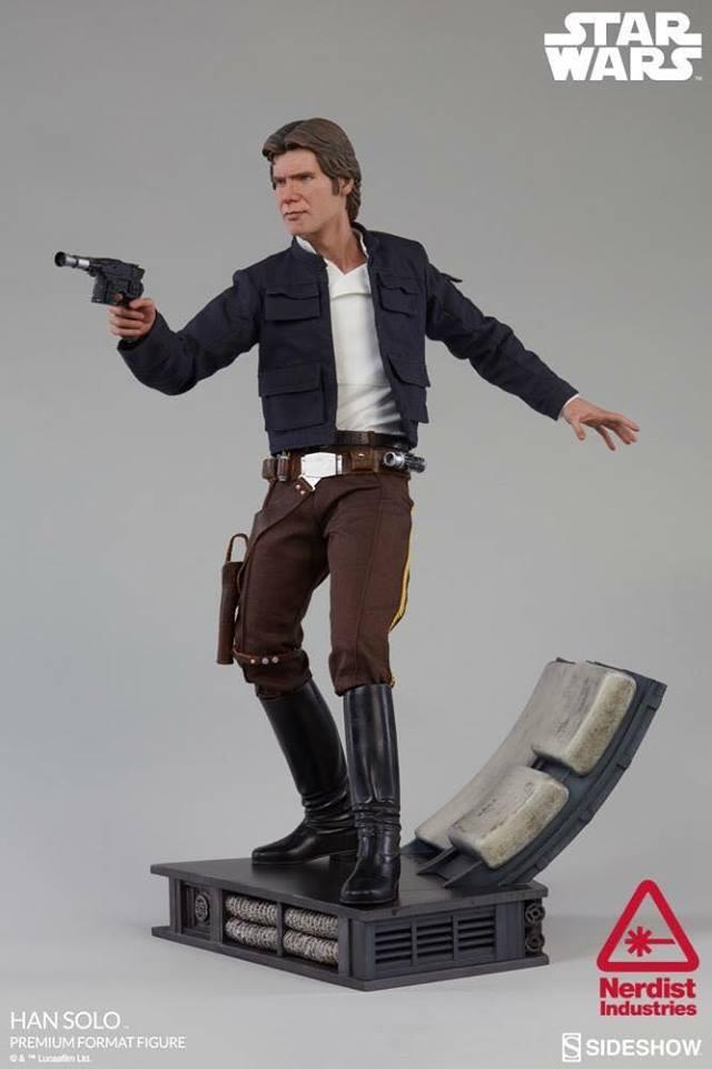 Han Solo Premium Format 2
