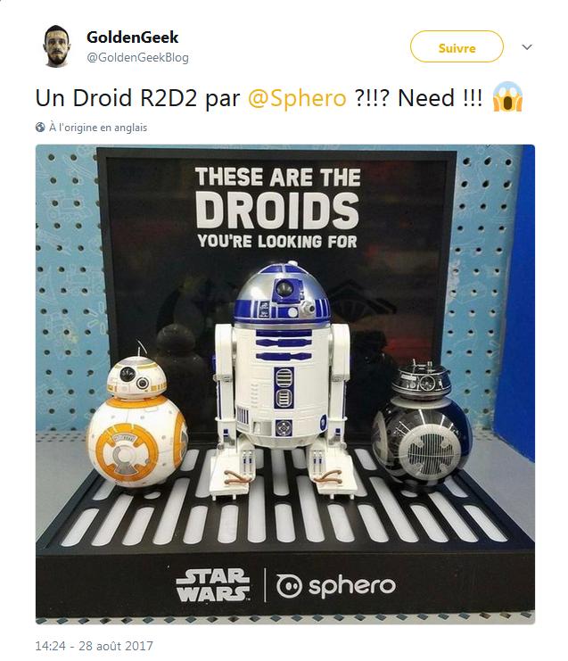 Leak Sphero