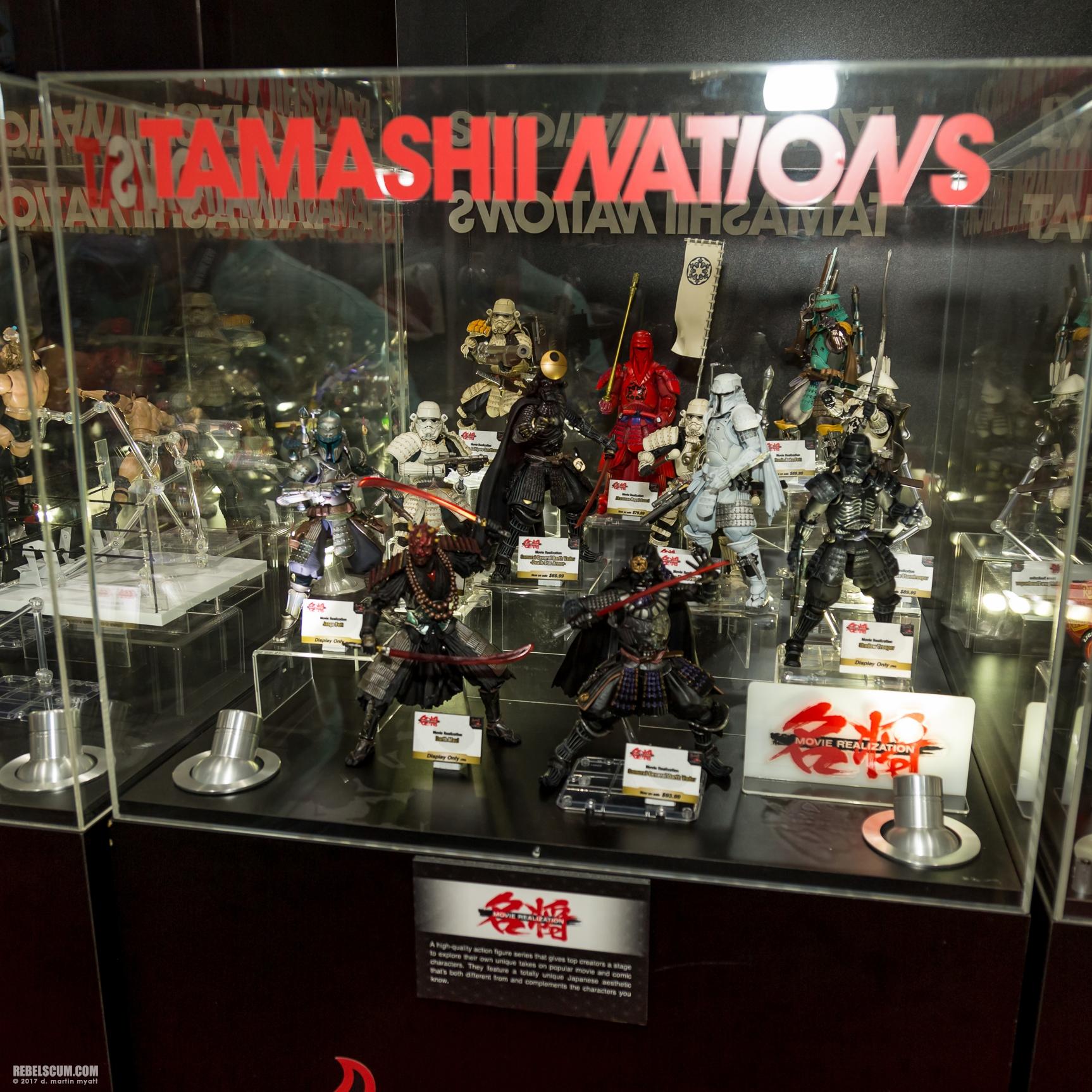 Stand Tamashii 1