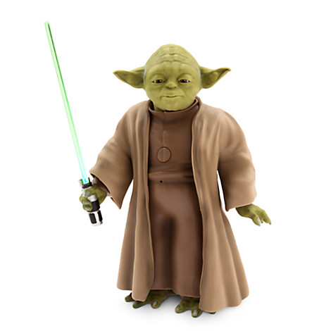 Figurine star wars maitre yoda - Maitre yoda lego ...