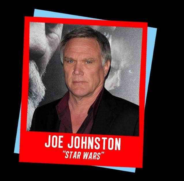 Joe Johnston