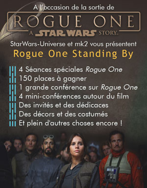 [Evénement SWU] Rogue One Standing By !