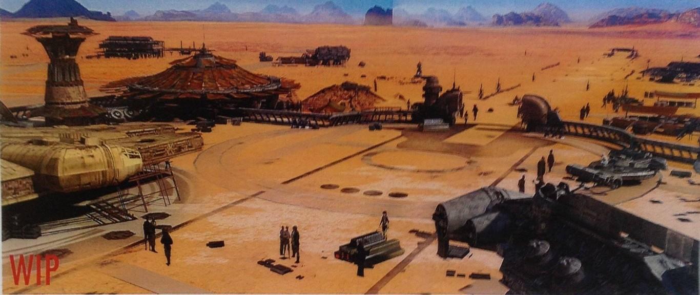 Saga Star Wars  WIP