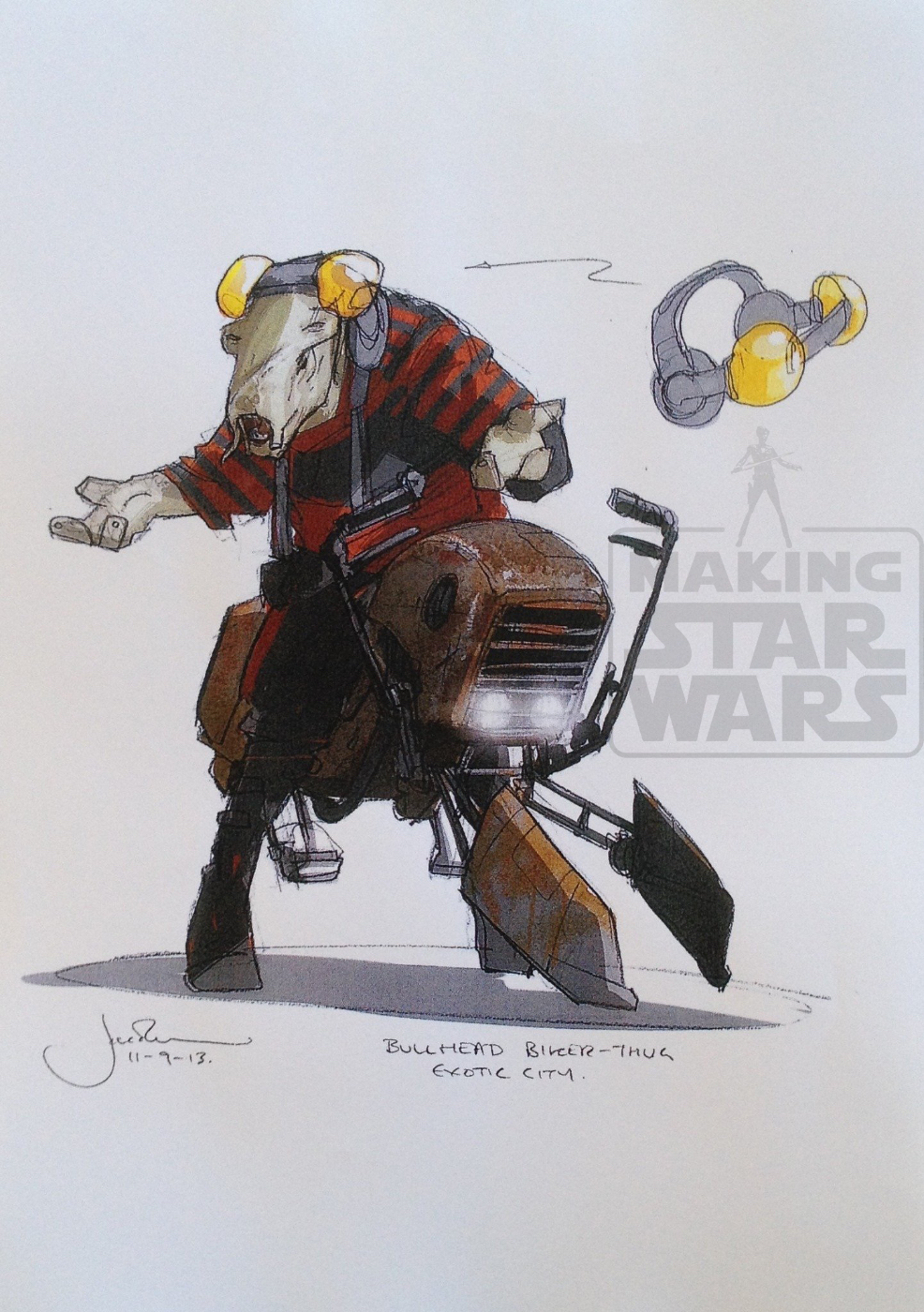 [Lucasfilm] Star Wars : Le Réveil de la Force (2015) IMG_6403