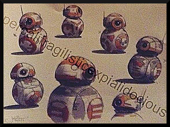 [Lucasfilm] Star Wars : Le Réveil de la Force (2015) Ep7sketch1
