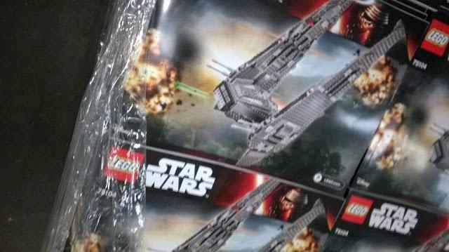 [LEGO] Licence Star Wars 2015 Tie_
