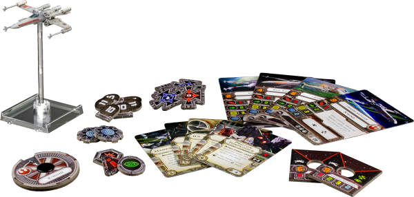 X-Wing Miniature games X-wing1