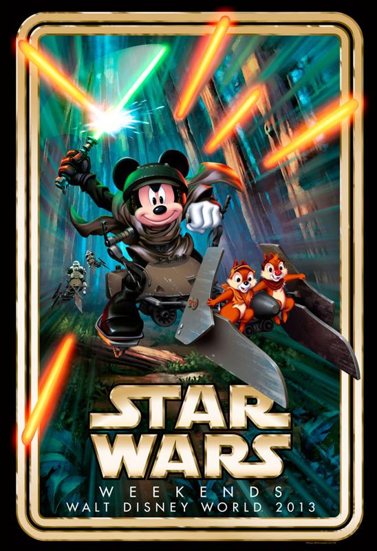 Star Wars Weekends 2013
