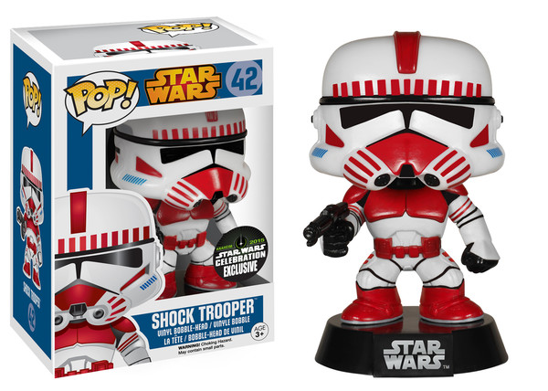 42 Shock Trooper Exclusive Collection Star Wars