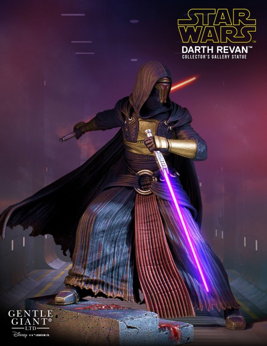 Darth Revan • Collection • Star Wars Universe