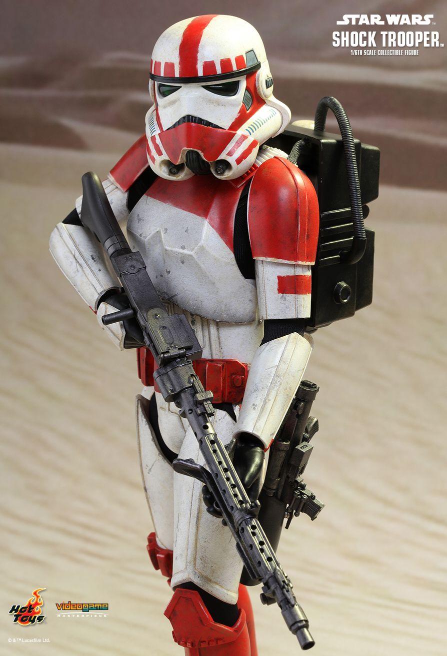 Shock trooper collection star wars universe for Decor 52 fan celano ma dw