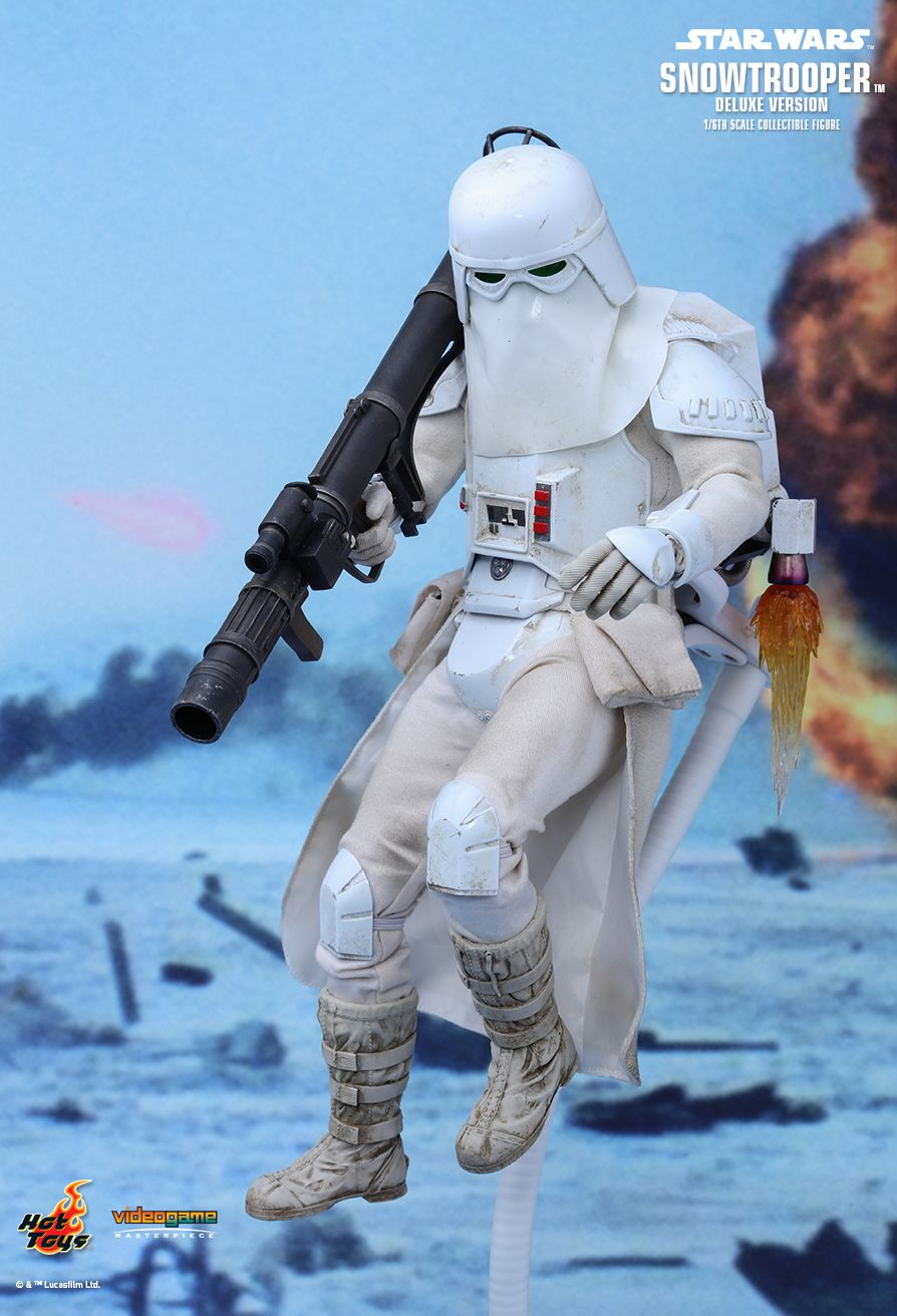 Snowtrooper deluxe