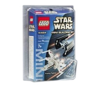 4484 - Mini X-Wing Fighter & TIE Advanced
