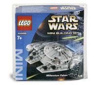 4488 - Mini Millenium Falcon