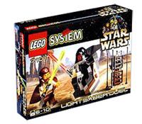 Lego 7101 - Lightsaber Duel