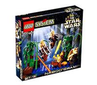 Lego 7121 - Naboo's Swamp