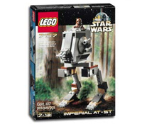 7127 - Imperial AT-ST