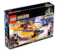 Lego 7131 - Anakin's Podracer