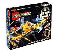 Lego 7131 - Naboo Fighter