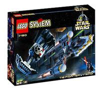 Lego 7150 - TIE Fighter & Y-Wing