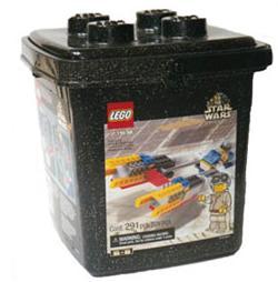 Lego 7159 - Podracer Bucket