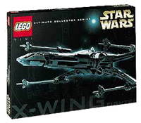 Lego 7191 - UCS X-Wing Fighter