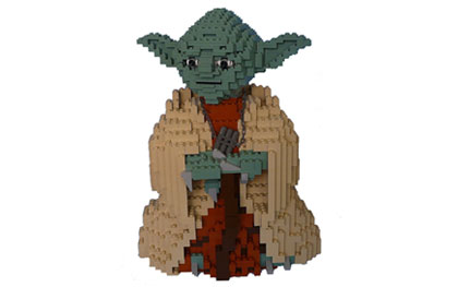Ucs yoda collection star wars universe - Maitre yoda lego ...