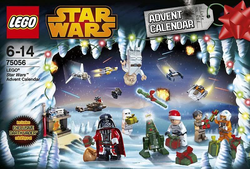 75056 - 2014 star wars advent calendar • collection • star wars