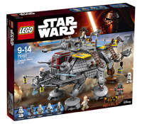 75157 - Captain Rex's AT-TE Walker