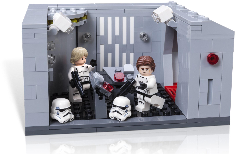Detention Block Rescue