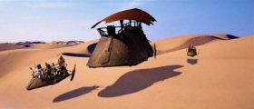 Barge de Jabba