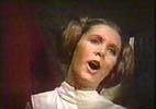 Leia chante : courage, c'est la fin du film !