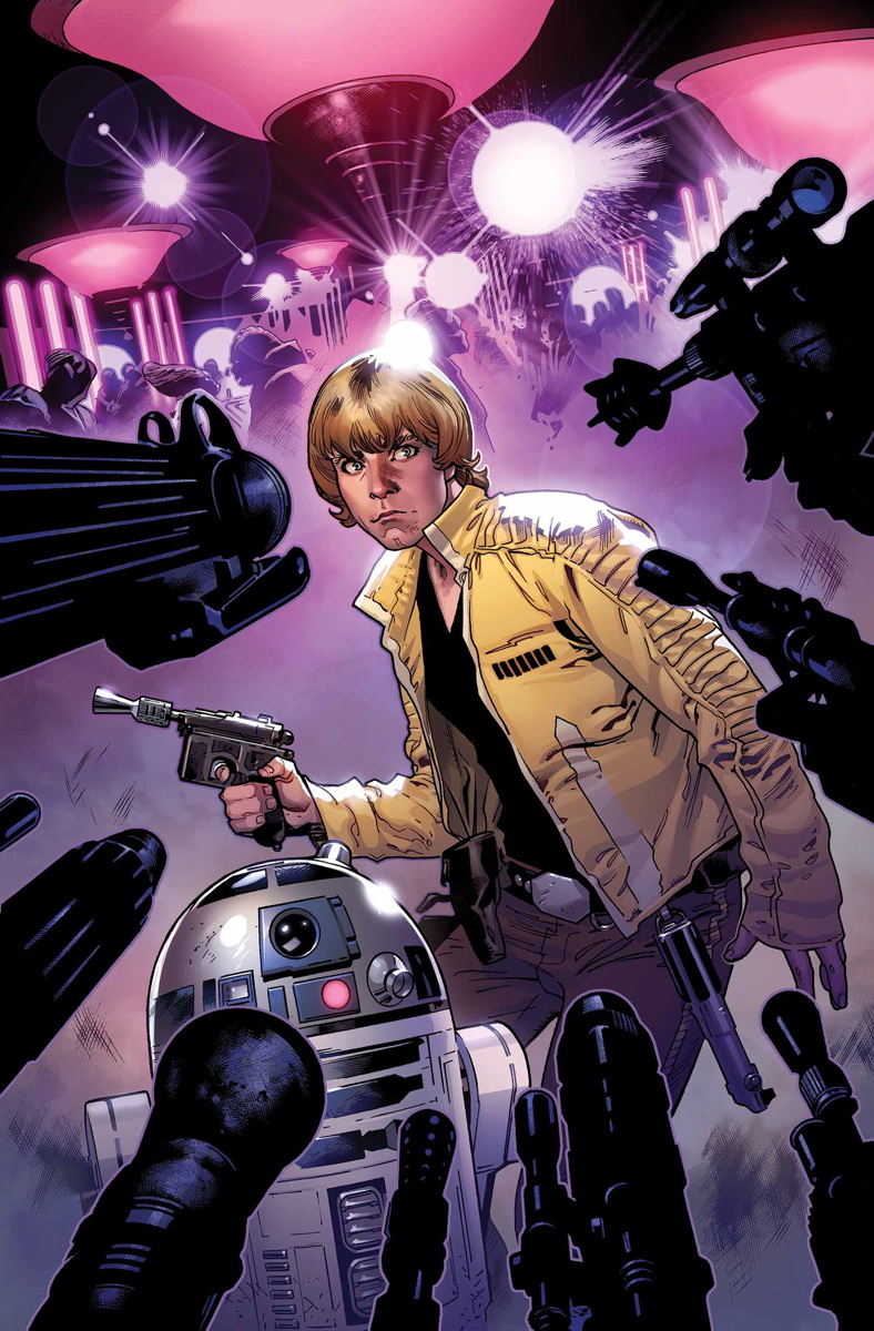 100% Star Wars Tome 2 - Couverture